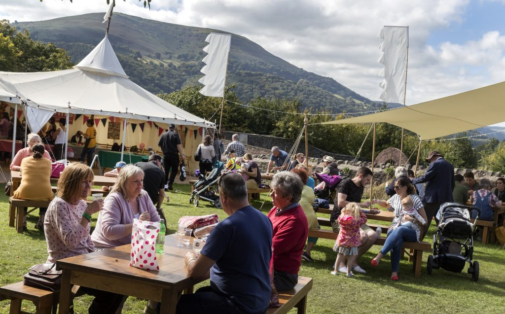 Abergavenny Food Festival Tickets
